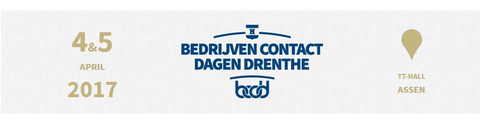 Bedrijven Contact Dagen Drenthe
