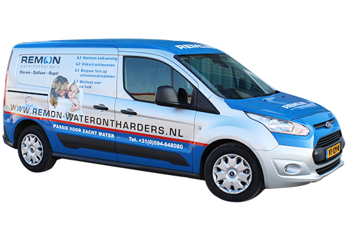 Remon Waterontharders bus