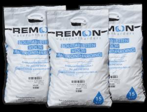 15 kg regeneratiezout Remon Waterontharders